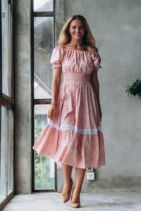 Купить Платье Парвати от Ольги Валяевой