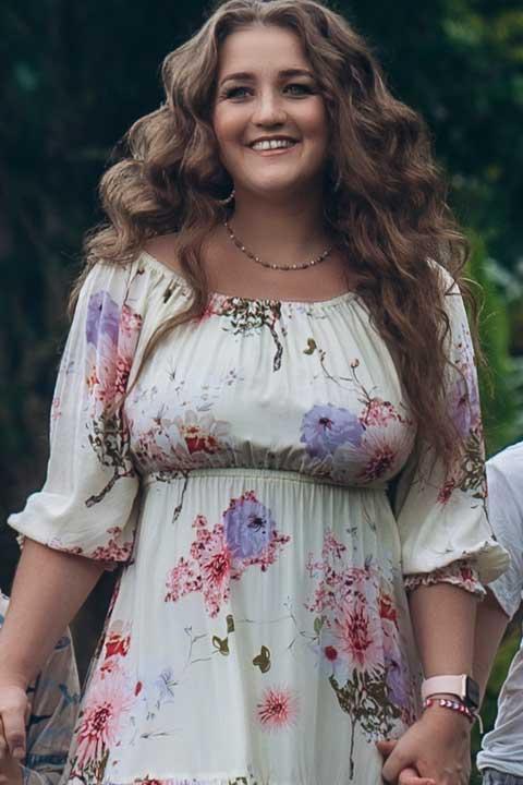 Купить платье ниже колен - Olga Valyaeva Dress