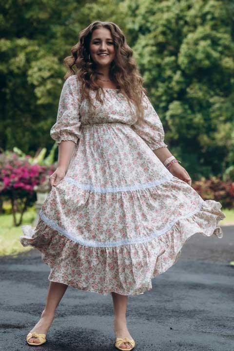 Купить платье для кормящих от Ольги Валяевой