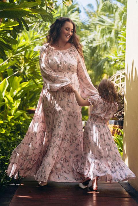 Платье Лакшми от Ольги Валяевой