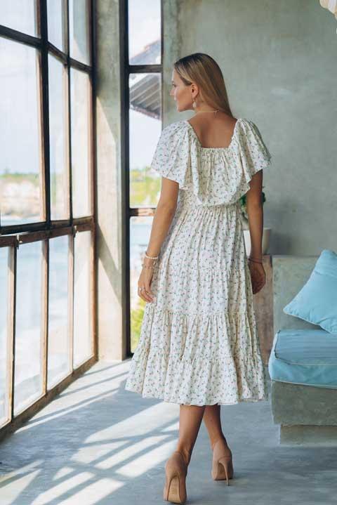 Платье Гаури от Ольги Валяевой