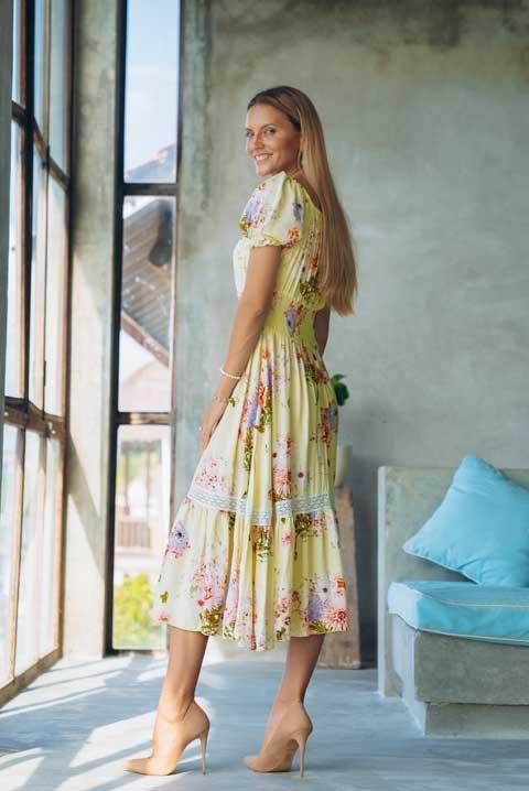 Платье для женщин на любую фигуру