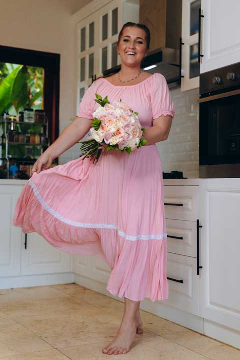 Платье на резинке для женщин купить