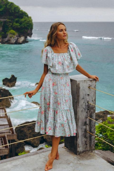 Купить платье от Ольги Валяевой